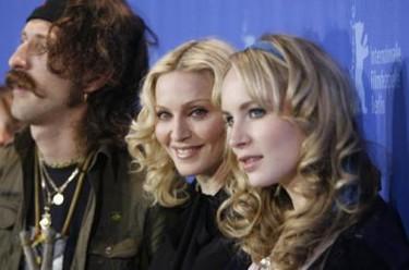 Madonna aterriza en la Berlinale