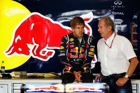 Sebastian Vettel tiene ofertas para irse