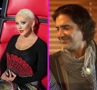 Christina Aguilera se pasa a los ritmos latinos con... ¡Alejandro Fernández!