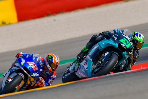 Franco Morbidelli y Álex Rins, los dos maltratados por MotoGP en 2020 que quieren subirse al último tren del mundial
