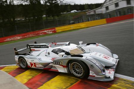 Cambios en el World Endurance Championship de cara a la temporada 2013