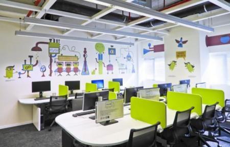 Las oficinas de eBay en Israel: una puja segura