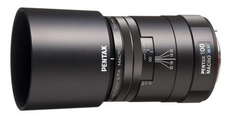 Pentax-D FA Macro 100mm F2.8 WR
