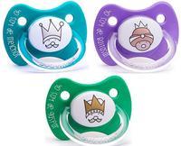 Convierte a tu bebé en un Rey Mago con estos bonitos chupetes de Suavinex