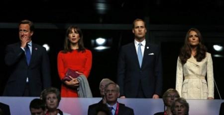Polémica elección de Kate Middleton en la inauguración de los Juegos Paralímpicos