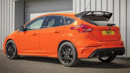 Ford Focus Heritage Edition 2018 1