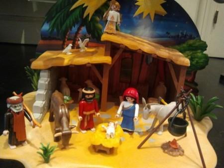 Belén de Navidad de Playmobil