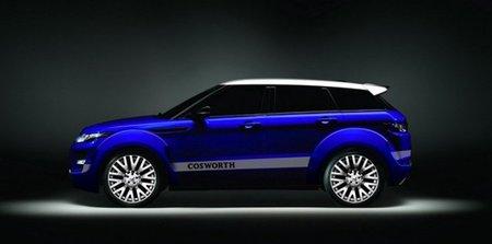 Cosworth podría preparar el Range Rover Evoque