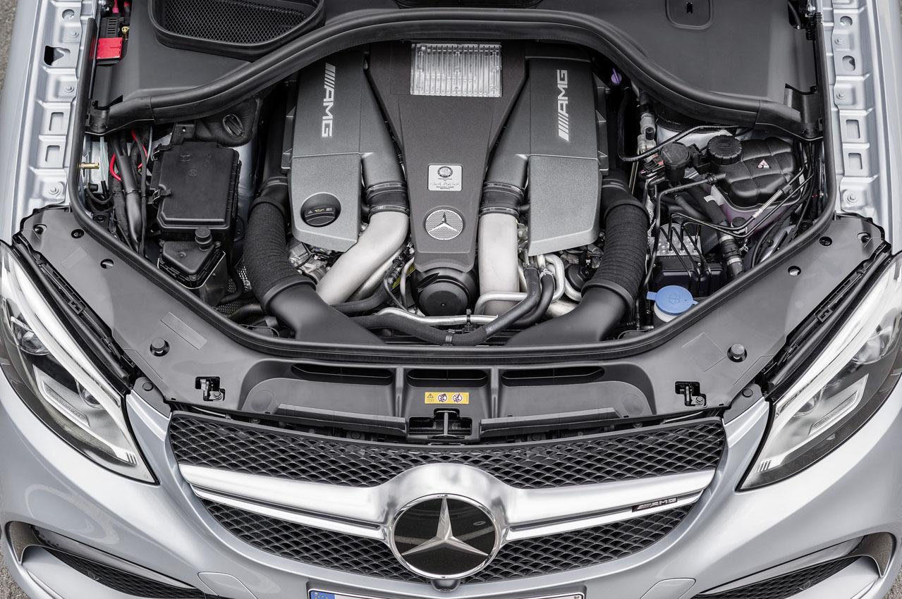 Foto de Mercedes-AMG GLE 63 Coupé (8/9)