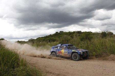 Dos de dos para Carlos Sainz en el Dakar 2011