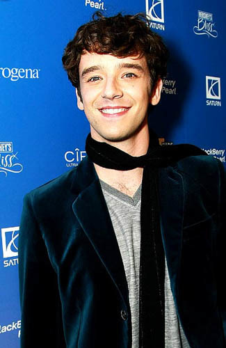 michael urie us weekly party