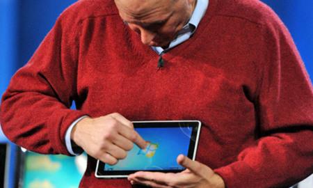 Microsoft estaría preparando su propia tablet