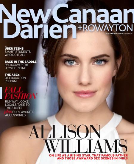 Allison Williams Cover