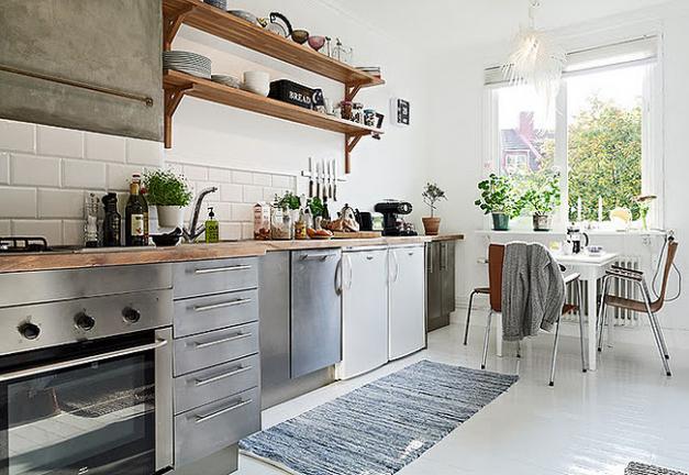 Cocinas de estilo n rdico for Decoesfera cocinas