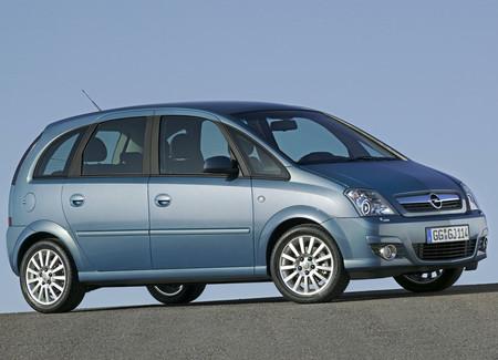 Opel Meriva 2006 1600