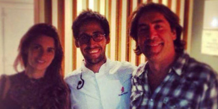 Javier Bardem y Penélope Cruz salen a cenar, una foto con el chef y...