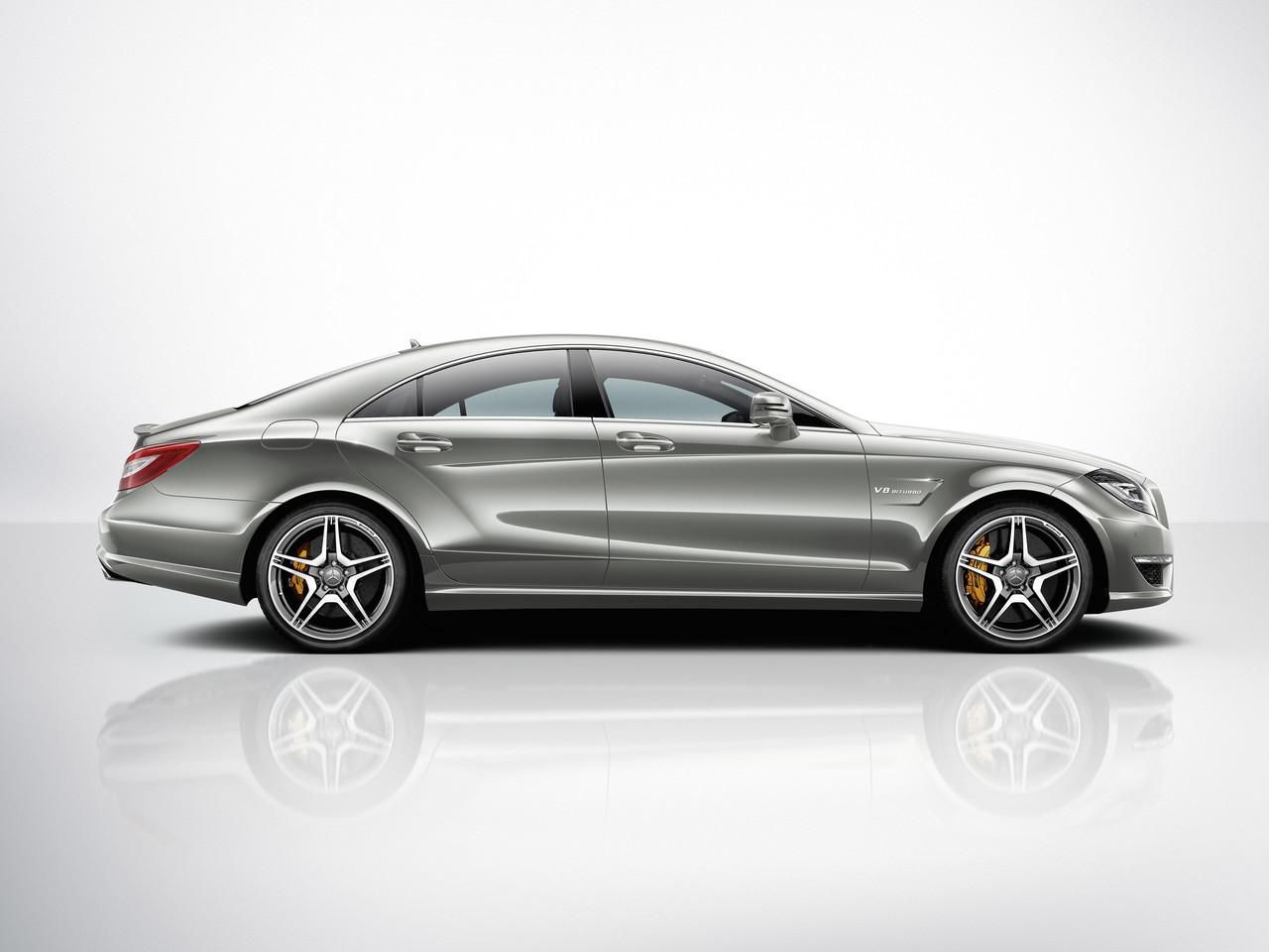 Foto de Mercedes CLS 63 AMG 2011 (6/30)