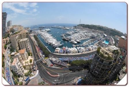 Los horarios del Gran Premio de Mónaco