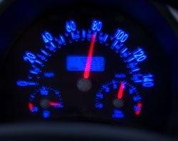 GPS para evitar la aceleración de los coches