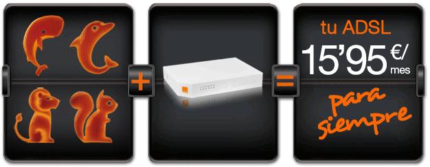 Orange convierte su plan Combina y ahorra en una nueva