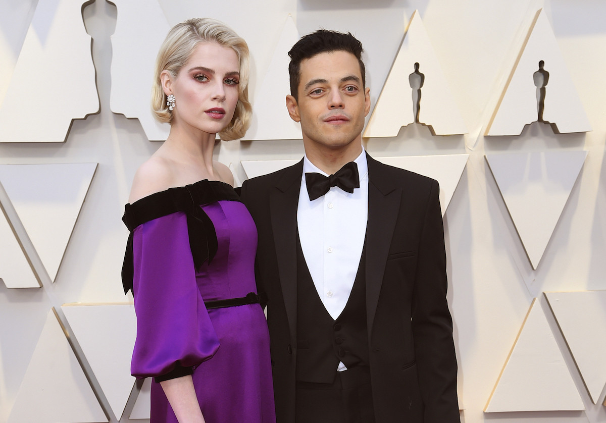 Premios Oscar 2019  Lucy Boynton o cómo convertirse en la gran decepción de  la noche con un vestido inexplicable e09e059f37e