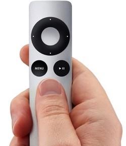 Nuevo control remoto al estilo Wii para el futuro Apple TV, ¿buena o mala idea?