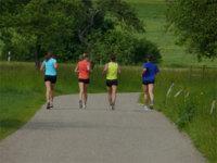 Tabla de entrenamiento para ganar músculo: ejercicios para el miércoles, día de descanso y trabajo aeróbico