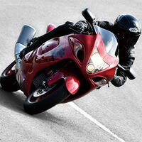 ¡Filtrada! Así podría ser la nueva Suzuki Hayabusa: la reina de la velocidad renunciaría al escape doble