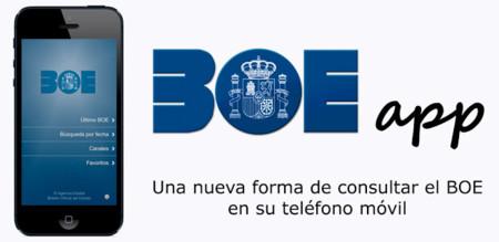 Consulta el BOE desde tu dipositivo iOS con la aplicación oficial