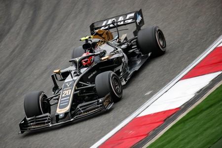 Grosjean F1 China 2019