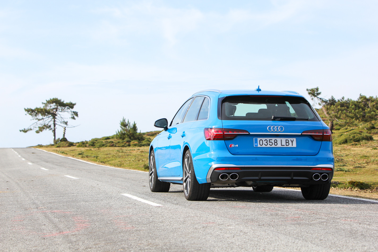 Foto de Audi S4 Avant 2020 (prueba) (12/26)