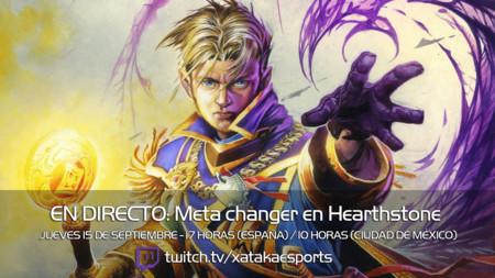Jugamos en directo a Hearthstone a las 17:00 horas (las 10:00 en Ciudad de México) [Finalizado]