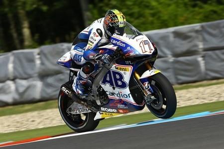 MotoGP Gran Bretaña 2013: Karel Abraham se perderá definitivamente la carrera
