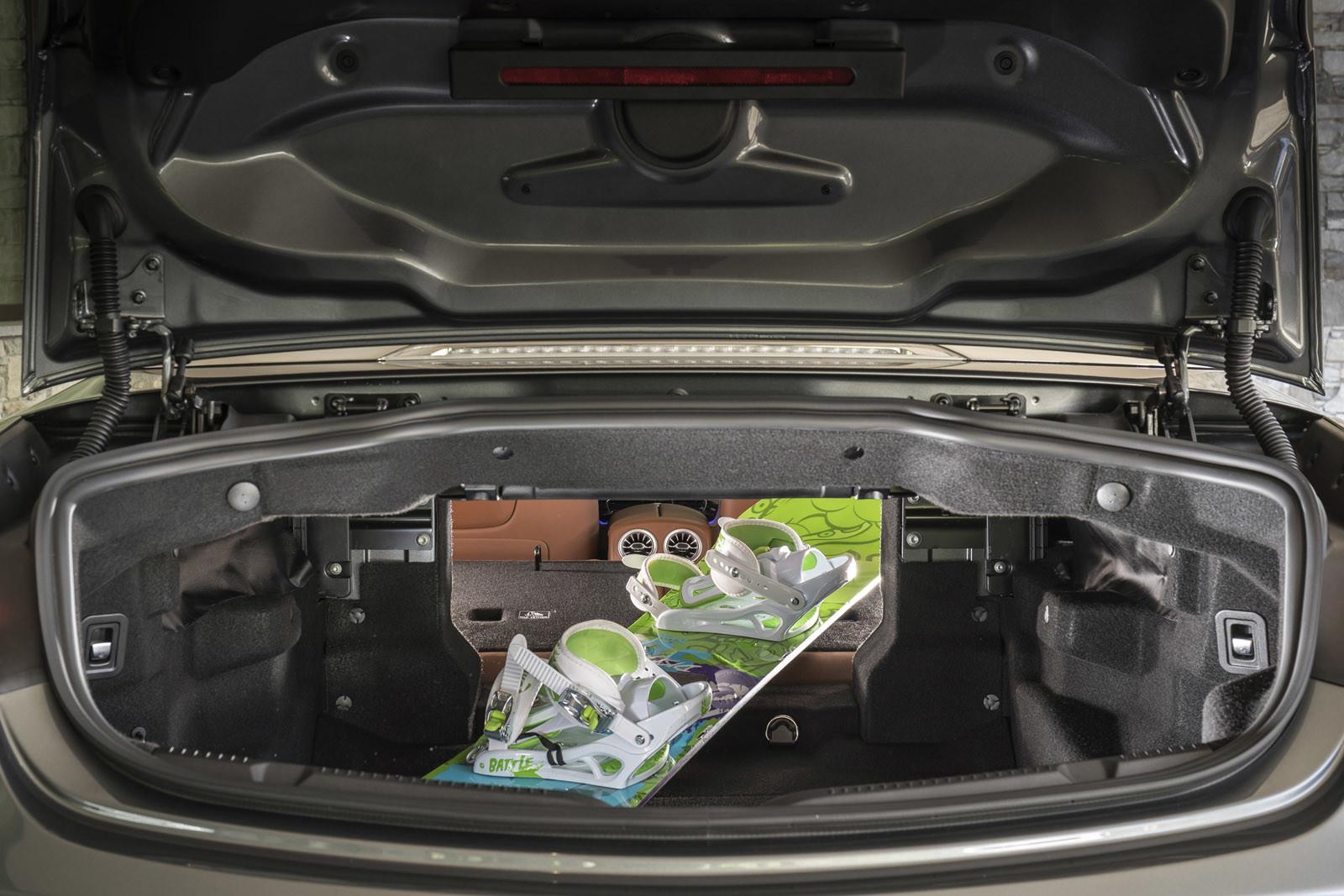 Foto de Mercedes-Benz Clase E Cabrio, toma de contacto (33/156)
