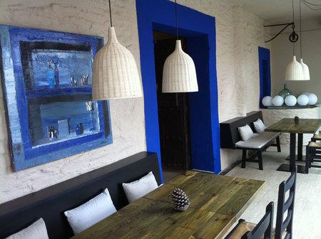 obras de Iturria azul cadaques