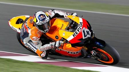 Andrea Dovizioso Gp Qatar 2011 Motogp
