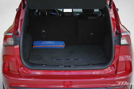 Ford Kuga 2020 Prueba 395