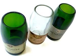 Cómo cortar botellas para tus proyectos de recicladecoración