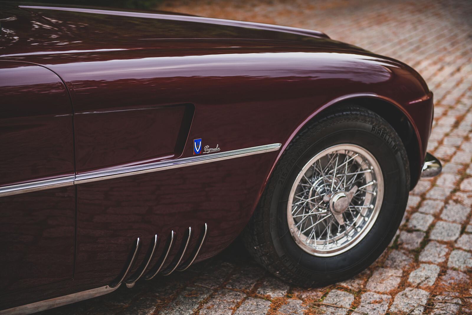 Foto de Ferrari 375 America Coupe Vignale (1954), a subasta (10/16)