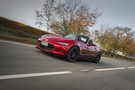 BBR exprime más potencia y par del Mazda MX-5