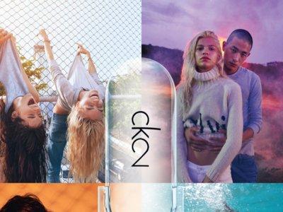 CK2, la nueva fragancia unisex de Calvin Klein para ti y tu pareja