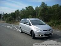 Prueba: Mazda5 CRTD (parte 1)