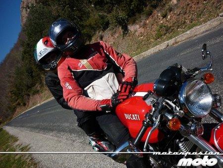 Ducati Sport 1000 a fondo, íntimo y personal, cuarta parte