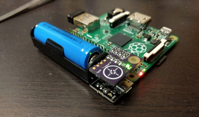 Lleva a tu Raspberry Pi a otro nivel con LiFePO4wered/Pi
