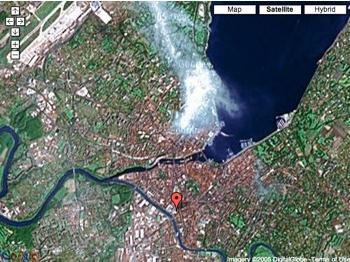 Google pone mapas a los libros