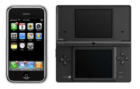 Nintendo DS y iPod Touch, rivales