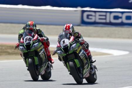 El mundial de Superbike inicia su recta final en Alemania con el título al verde vivo