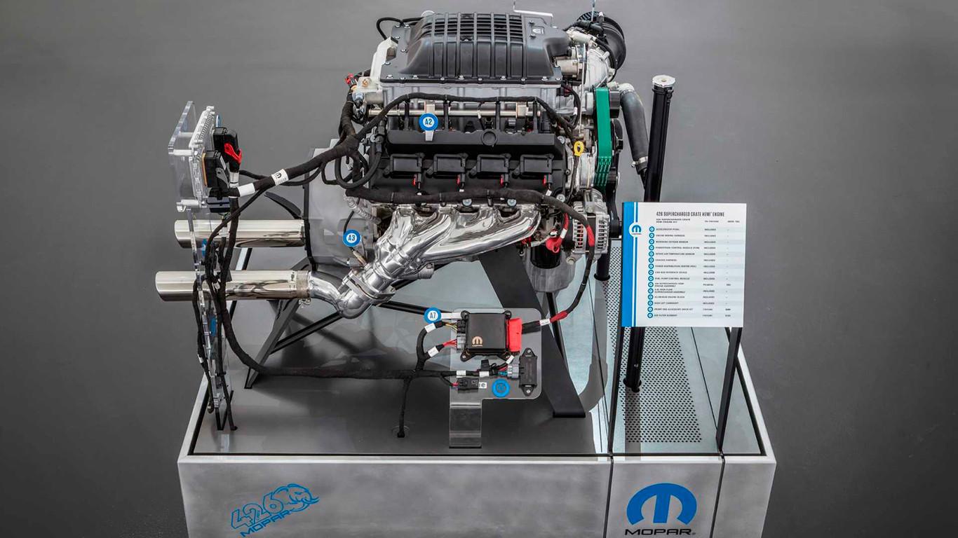 Ya Puedes Comprar El Impresionante Motor V8 7 0 Mopar Hellephant De 1 014 Cv Por El Precio De Un Ford Fiesta St
