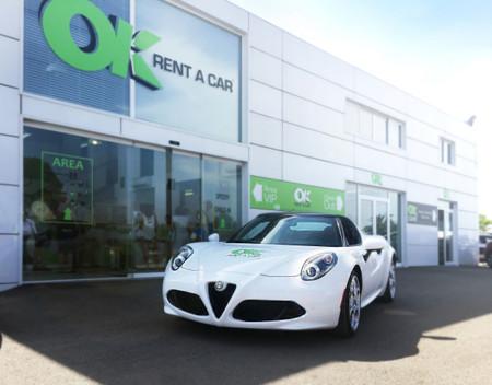 ¿Quieres pegarte un capricho? Alquila en España un Alfa Romeo 4C Spider