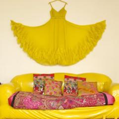 Foto 4 de 5 de la galería decorar-con-vestidos en Decoesfera